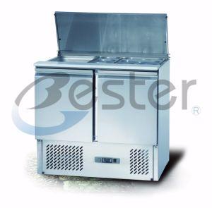 De Teller van de Apparatuur van de koeling voor (GN1/1) S900 Norm Saladette