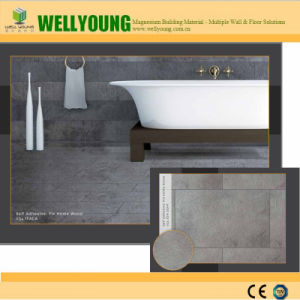 Salle de bains décoratif intérieur étanche de tuiles de vinyle autoadhésif
