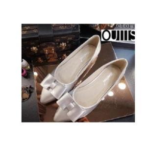Fashion Lady plat du caisson de nettoyage occasionnel de confortables chaussures femmes robe