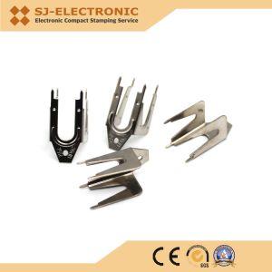 chapa metálica de alta precisão Mini-estampagem de peças para máquinas eletrônicas /Medical