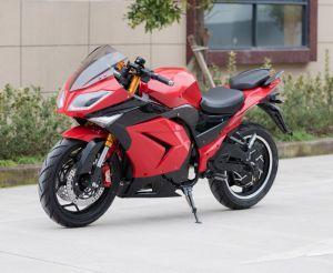 A velocidade de alta qualidade a granel nova chegada motociclo eléctrico 72V5000W80ah para adultos da China