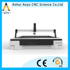 Maquinaria de metal, el CNC Máquina de corte por chorro de agua de Acero Inoxidable, Aluminio