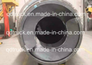 6.5M3 béton montés sur camion bétonnière tambour machines/