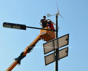 200W ветра Permanengt магнит генератора (HAWT системы фиксированных Baldes типа)