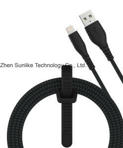 Apple Cable de relámpagos, rayos Compatible Cable, Cable USB de Apple, teléfonos móviles de datos USB 2.4A con certificación de las IFM energía eléctrica de carga iPhone Cable Rayo