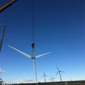 De drievoudige Remmende Turbogenerator van de Wind van de Bescherming Kleine als Uitrusting
