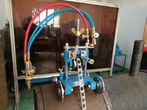 CG2-11Y de hand opertated van het de oxy-brandstofstaal van de gasvlam de pijpsnijder