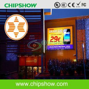Chipshow P10 pleine couleur Outdoor LED affichage vidéo