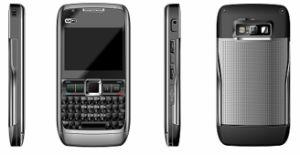 WiFi e TV de tela sensível ao toque do telefone móvel (E71PRO)