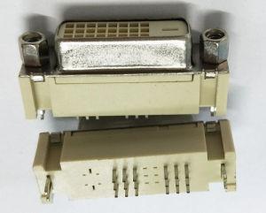 Gerader horizontaler BAD 24+1 Typ DVI Verbinder