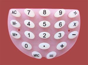 Silicone Rubber Keypad (01)