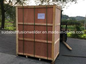 Máquina plástica da solda por fusão da extremidade do HDPE de Sud1200h (710-1200mm)