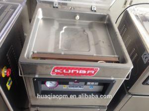 Dz-500 Table Top Professional Chambre unique automatique Machine d'emballage sous vide Dz-500 Double barre d'étanchéité, Embaladora Al vide