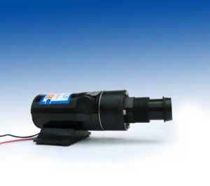 90Macerator 펌프 (MP-4500-12; MP-4500-24) 0-1800W*90-120D*16-18H