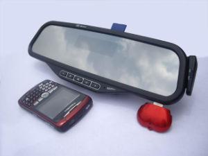 Kit de coche manos libres Bluetooth con el apoyo de la función de TTs función MP3 (L09)