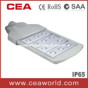 La luz de carretera LED 120W Bridgelux Meanwell con chip y fuente de alimentación