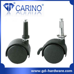 (BC01) 싼 (브레이크에 또는 없이) 편평판 플라스틱 피마자 바퀴