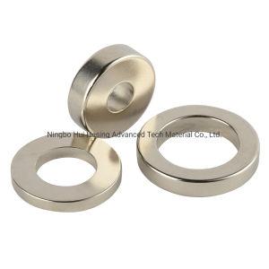 Ningbo Professional Tamanho pequeno fabricante de íman fino anel o magneto de neodímio para fins industriais