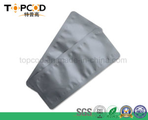 Mbb Doypack cúbicos barrera de humedad de la bolsa de papel de aluminio con Al/NY/PE