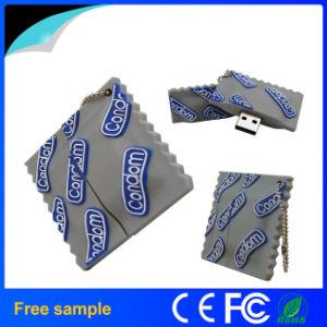 подарок для продвижения реальные возможности презерватив флэш-накопитель USB 2 ГБ