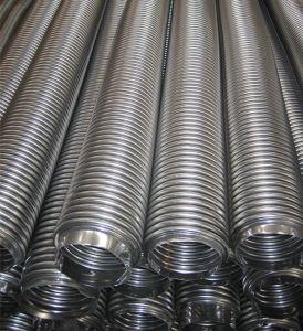 Slang van het Metaal van het roestvrij staal de Flexibele Golf