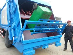 トラック(ZZ1167M4611)を集める電気ガーベージ
