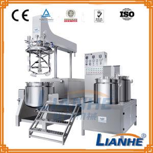 Émulsifiant Mélangeur sous vide d'homogénéisation de mélange pour la crème/liquide de la machine
