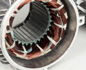 De drievoudige Ventilator In drie stadia van de Ring van de Drijvende kracht Hoge Vacuüm