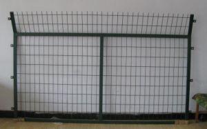 Belüftung-überzogener Zaun (FENCE005)