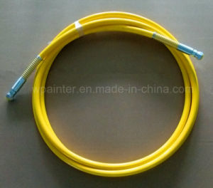 SAE100 R7 3/8  haltbares hydraulisches Hochdruckrohr