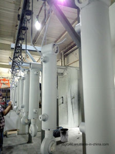 Cilindro hidráulico de la maquinaria de granja de Kubota