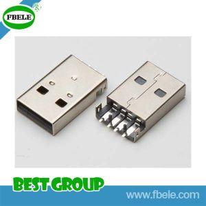 Fbusba1-110 4 portas USB hub USB/Tipo/Plug/Conector USB do tipo SMT