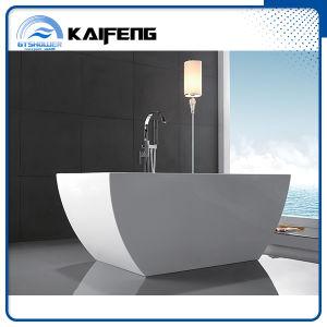 Rectángulo elegante bañera normal (KF-718K)