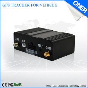 Echtzeit-GPS-Verfolger mit Geo-Einzäunensteuerung und Warnung