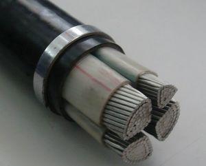Bottaio di alluminio del cavo isolato spese generali preferibilmente