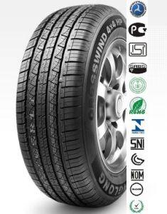 Los neumáticos SUV todoterreno con calidad y precio competitivo, más Market-Share para comprador