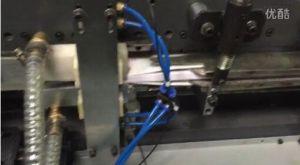 A3のA4サイズの完全な熱製本機械、接着剤の結合機械の適正価格