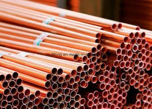 20 anos fabricante Astmb OEM 280 directamente o tubo de cobre para o sistema de refrigeração com preço de fábrica