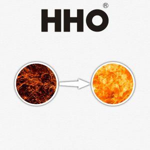 Nuovo generatore di Hho di disegno per bruciare