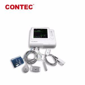 Monitor van het Hart van de Baby Ctg van Contec Cms800f de Draagbare Foetale
