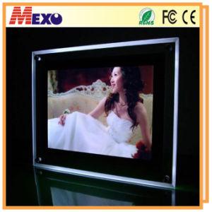 LightのLED Light Acrylic Women Sex Picture Photo Frame