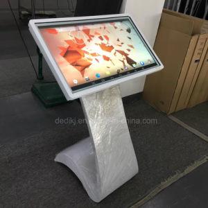 Interactive Intel i3 I5 I7 47 pouces LCD autonome de la publicité de signalisation numérique LCD Affichage Vidéo Tables avec kiosque de l'écran LCD tactile