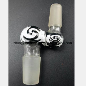 Glaswasser-Rohr Befestigungen 14.5mm, 18.8mm Rohrfittings