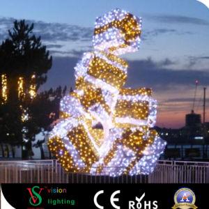 Garten-Dekoration-neues Jahr-Fantasie-grosses Baum-Licht