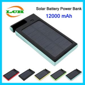 携帯電話のためのホールダーとの太陽電池の充電器12000mAh Powerbank