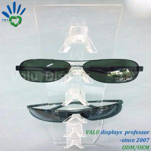 Gafas de acrílico acrílico de pantalla de visualización 81b63c894829