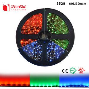 Indicatore luminoso di nastro flessibile verde blu rosso di colori SMD3528 LED
