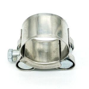 Le métal de haute pression personnalisé Super Power le collier de flexible à un seul boulon