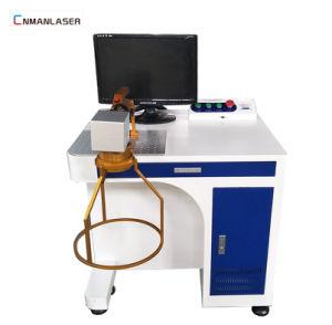 De Teller van de Laser van de Vezel van het Kabinet van de Desktop op de Strook van de Ring van het Metaal van het Toetsenbord
