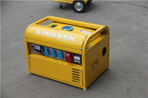 Silent a basso rumore 2.5kw 3 Phase Gasoline Generator